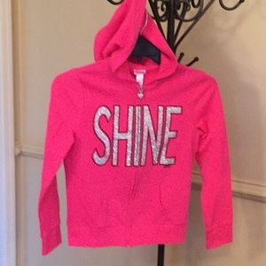 Girls Justice Shine Jacket